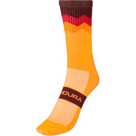 Endura Spikes Socken Herren orange